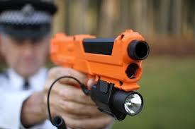 Marquage à distance grâce au pistolet ADN