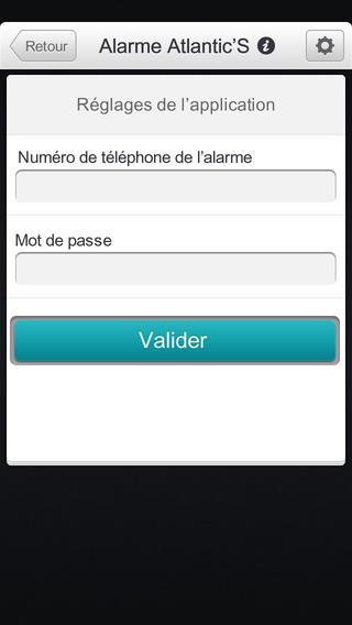 Appli iPhone Atlantic'S ST-V