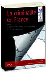 Statistiques 2013 de la criminalité en France
