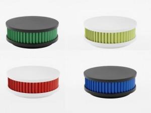 Pyrexx et sa gamme de détecteurs de fumée colorés