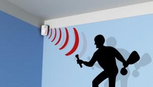 La détection de mouvement pour prévenir des intrusions