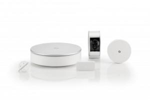 Pack alarme de maison : Home Alarm Myfox