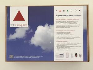 alarme sans fil Paradox MG 6250