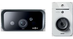 Nouvelle caméra de vidéosurveillance Diagral