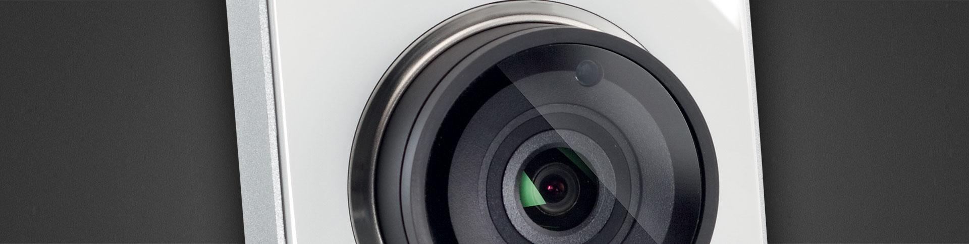 Caméra de vidéosurveillance Diagral plug & play