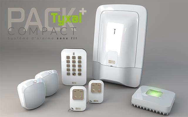 Alarme de maison Delta Dore Tyxal+ Compact