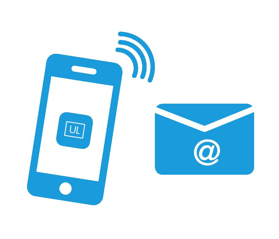 caméra FI9928P détection de mouvement et notification par mail ou sms