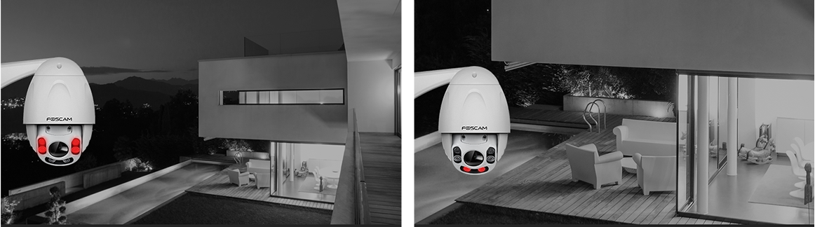 Protéger sa maison avec la caméra IP Foscam FI9928P
