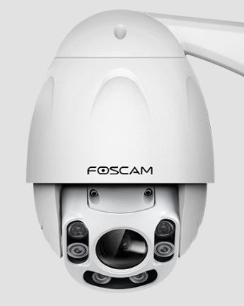 surveiller son domicile avec une caméra de vidéosurveillance performante : la nouvelle FI9928P de Foscam