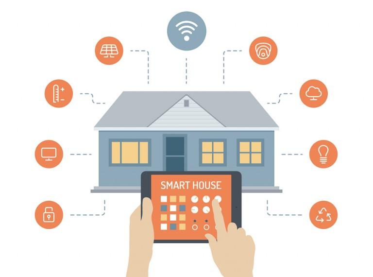 Piloter sa maison à distance avec un système domotique - alarme de maison