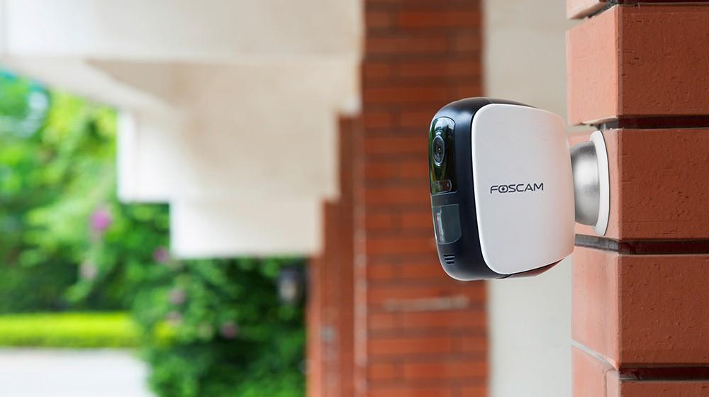 Caméra IP wifi entièrement sans fil - Foscam E1