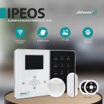 Alarme maison Atlantic'S IP/GSM IPEOS