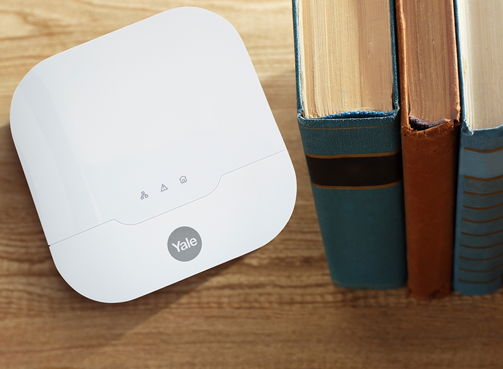 Alarme connectée Sync Yale Smart Living