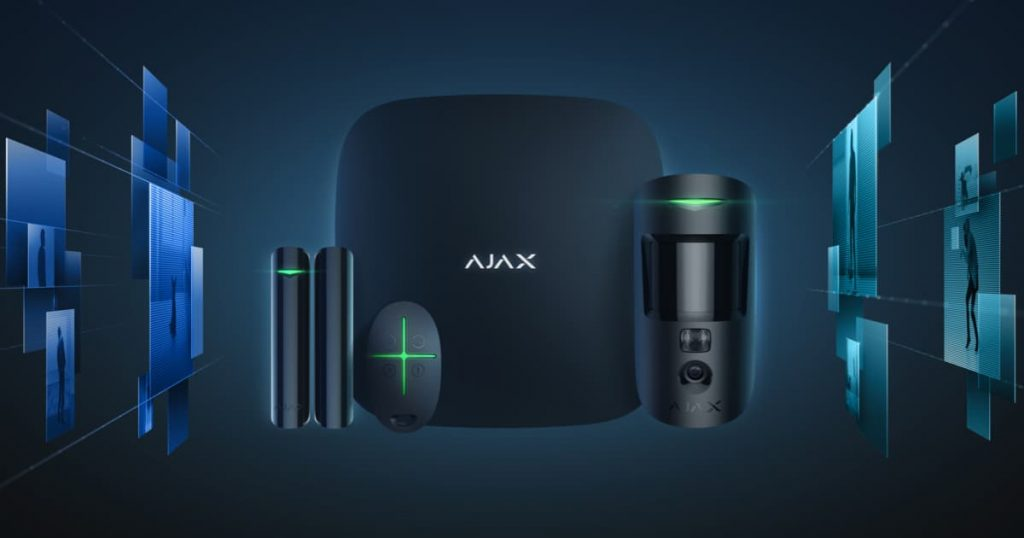 Ajax Hub 2 et Hub 2 Plus