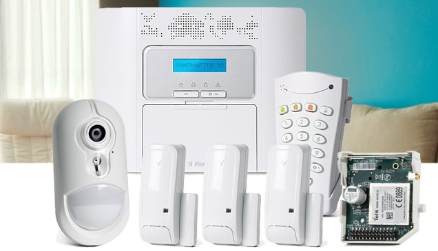 Alarme PowerMaster-30
